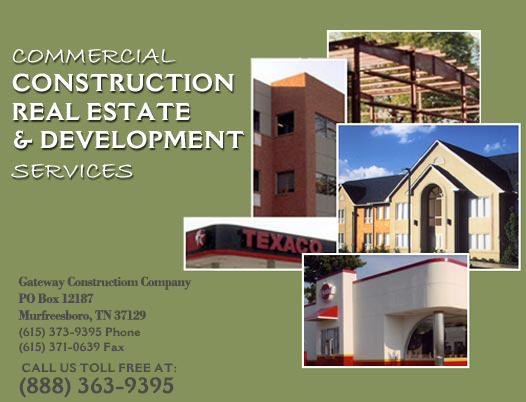 Welcome to Gateway Construction Company
